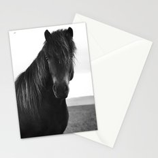 Icelandic horse Stationery Cards