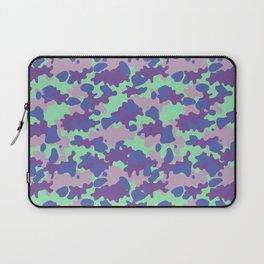 Camouflage Blot Laptop Sleeve
