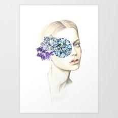 Haluta Art Print