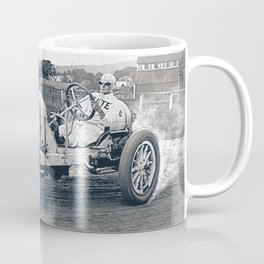 Race car Coffee Mug