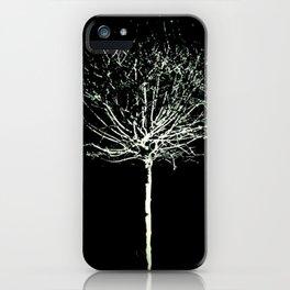 Slim Twig iPhone Case