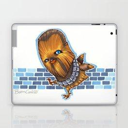 Chicken Chewbacca Laptop & iPad Skin