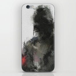 Dark Lord of the Sith iPhone Skin