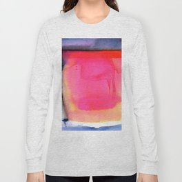 Abstraction No.204 by Kathy Morton Stanion Long Sleeve T-shirt