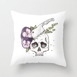 14February. All you need is love. Throw Pillow