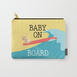 Baby On Board Carry-All Pouch