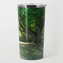 Garden Bench Vashon Travel Mug
