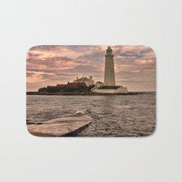 St Mary's Lighthouse Bath Mat