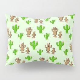 Cactus bear Pillow Sham