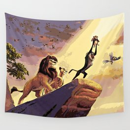 The Lion King Wall Tapestry
