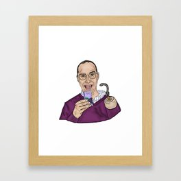 Buster Bluth Framed Art Print