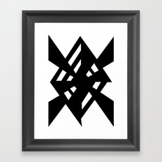 Random Framed Art Print