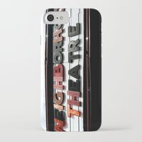 theatre iPhone & iPod Cases featuring Theatre by Caitlin Victoria Parker