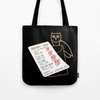 the 100 Tote Bags featuring 100 by October's Very Own