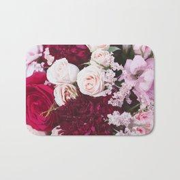 Flower Bouquet Bath Mat
