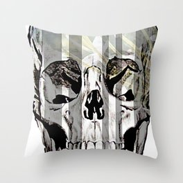 The In Between Throw Pillow