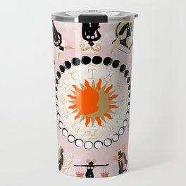 Zodiac Wheel Travel Mug