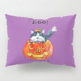 Boo! Pillow Sham