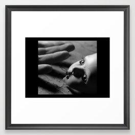 borderline Framed Art Print