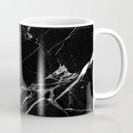 modern black marble look Coffee Mug
