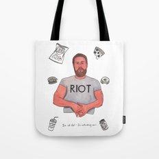 Fat Mac Tote Bag