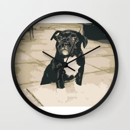 Millie Moo Wall Clock