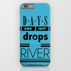 Drops In The River iPhone 6 Slim Case