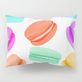 Macaron Rainbow Pillow Sham