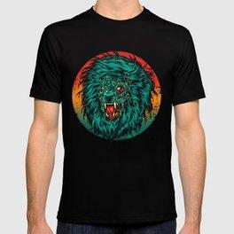 Zombie Lion T-shirt