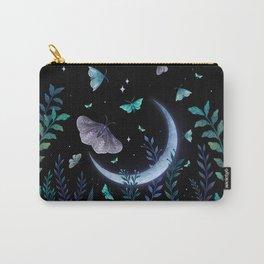 Moth Garden Carry-All Pouch