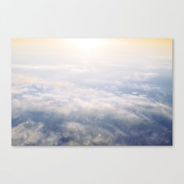 sky side up Canvas Print