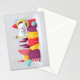 Barcelona ilustrada Stationery Cards