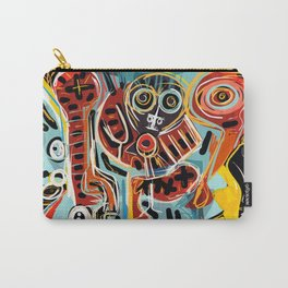 You are here with me street art graffiti Carry-All Pouch