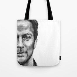 Half of Sean Tote Bag