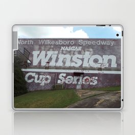 Winston Cup - North Wilkesboro Laptop & iPad Skin