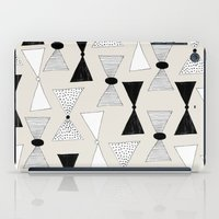 bow iPad Cases featuring bow pattern by Georgiana Paraschiv