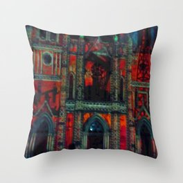 Prayer Pillow Throw Pillow