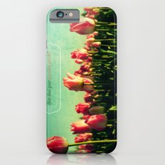 How Does Your Garden Grow? Slim Case iPhone 6s
