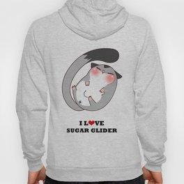 Sugar Glider Hoody