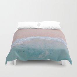 Pink Sands Duvet Cover