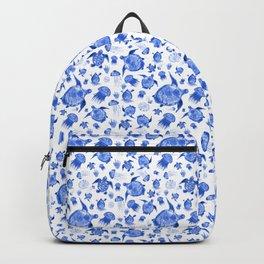 Ocean Life-Blue Palette Backpack