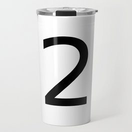 2 - Two Travel Mug