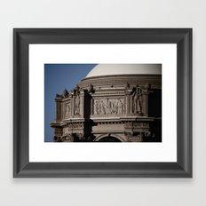 Exploratorium Framed Art Print