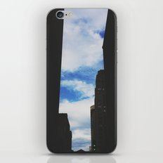 street view iPhone & iPod Skin