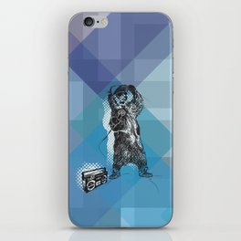O&P: MC Grizzly Pt.2 - So Grizzly Right Now! iPhone Skin
