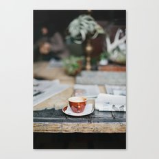 Remnants Canvas Print