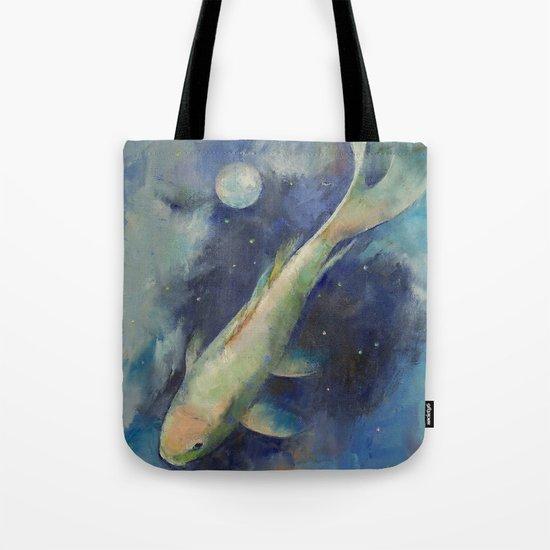 Beneath the Moon and Stars Tote Bag