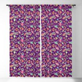 Batik Kebaya Purple SQ Blackout Curtain