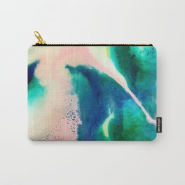 Rosea Oceanus Carry-All Pouch