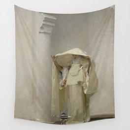 John Singer Sargent - Fumée d'Ambre Gris (Smoke of Ambergris) Wall Tapestry